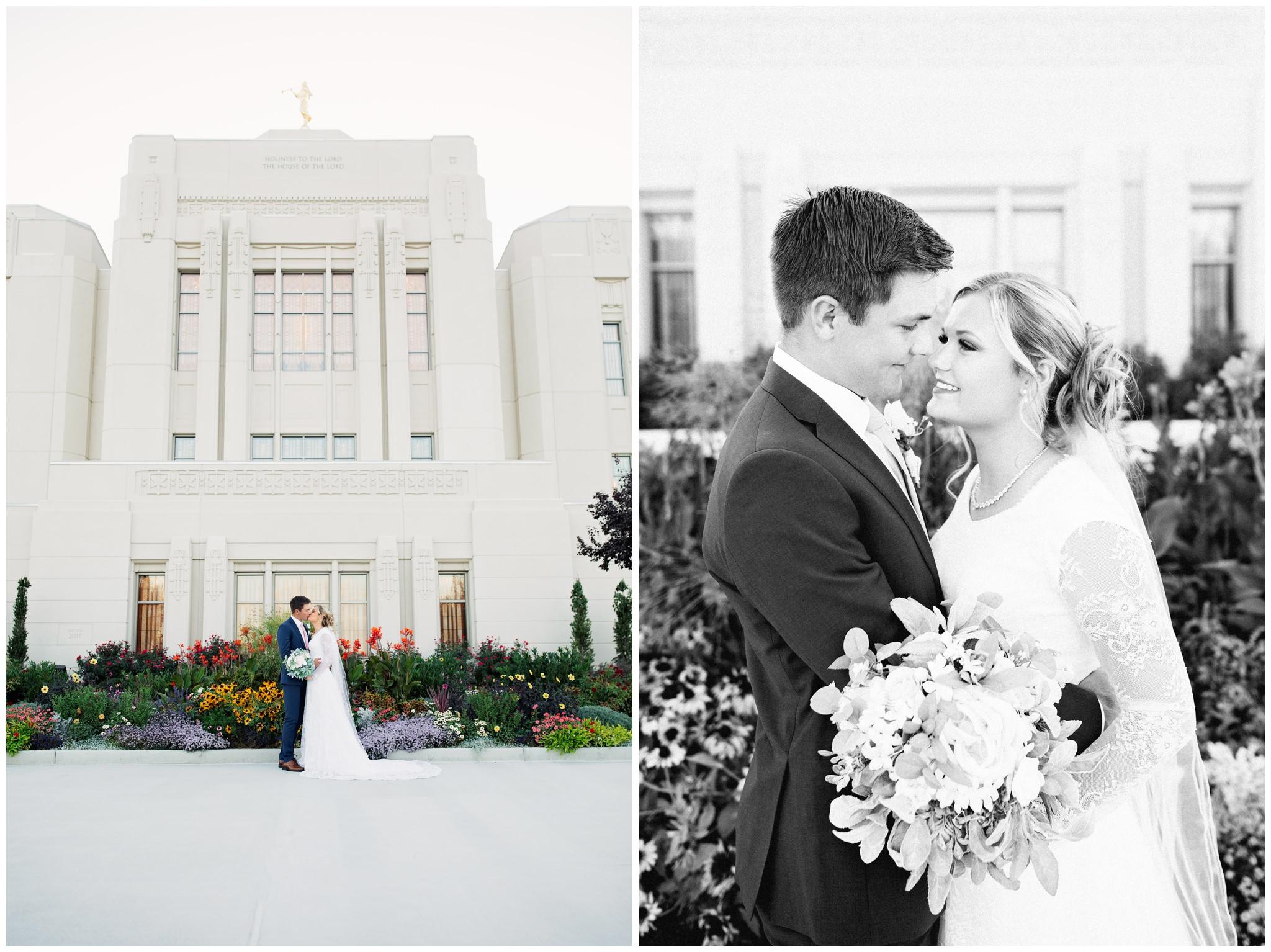 Meridian Temple Bridals & Formals