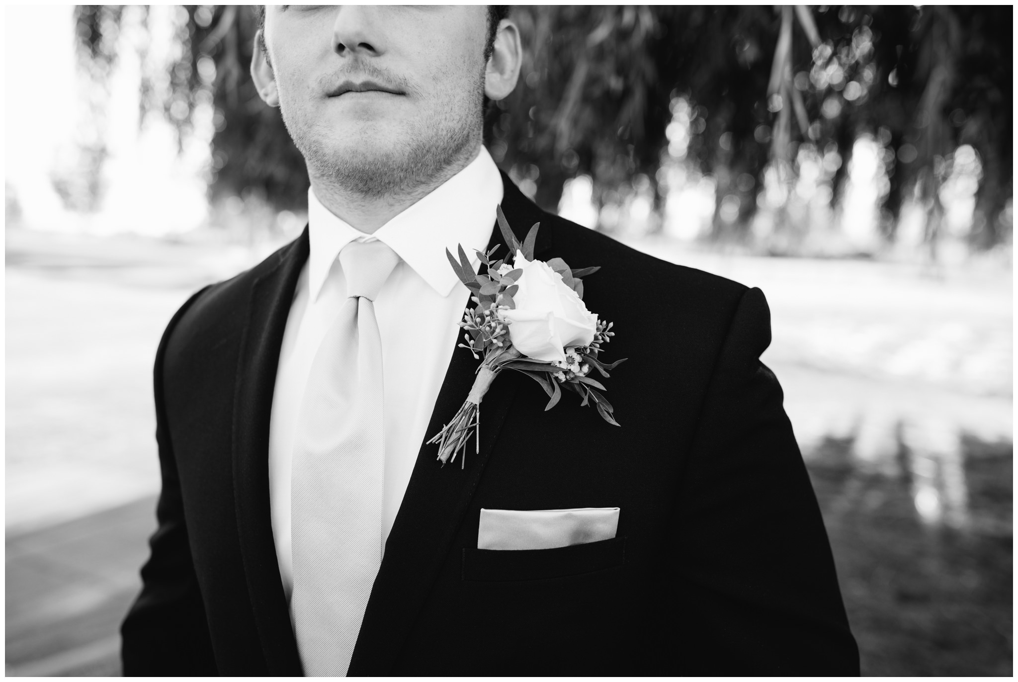 Groom detail pictures