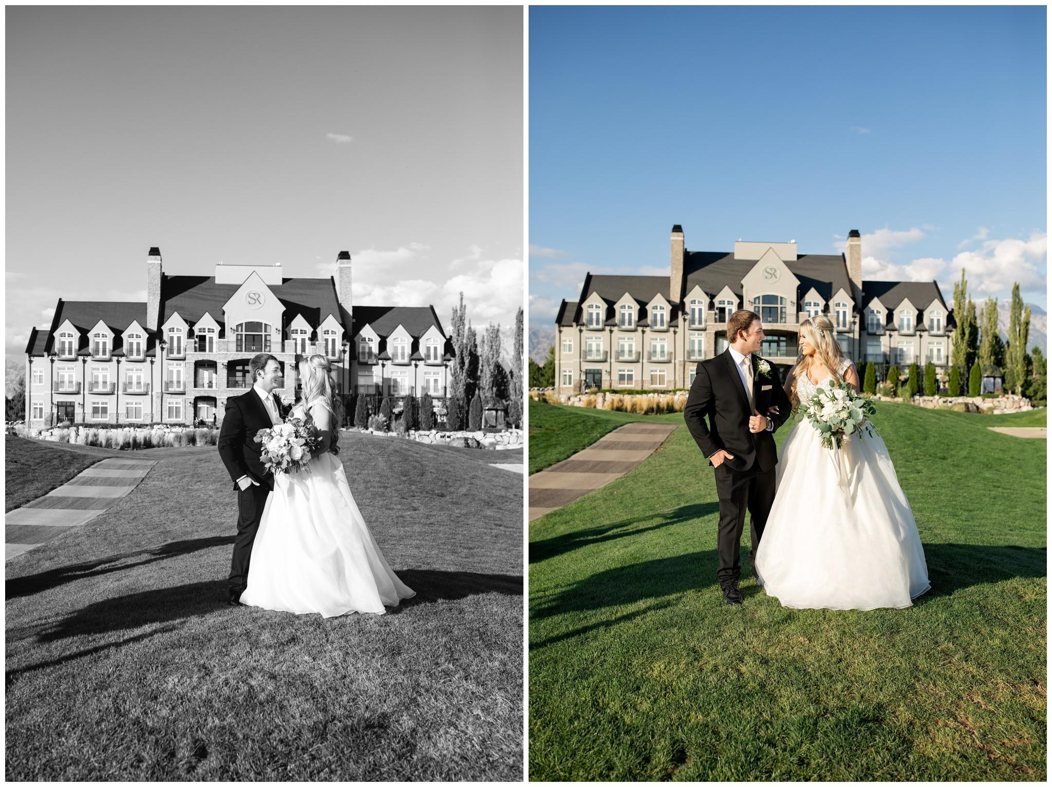 Wedding formals at Sleepy Ridge