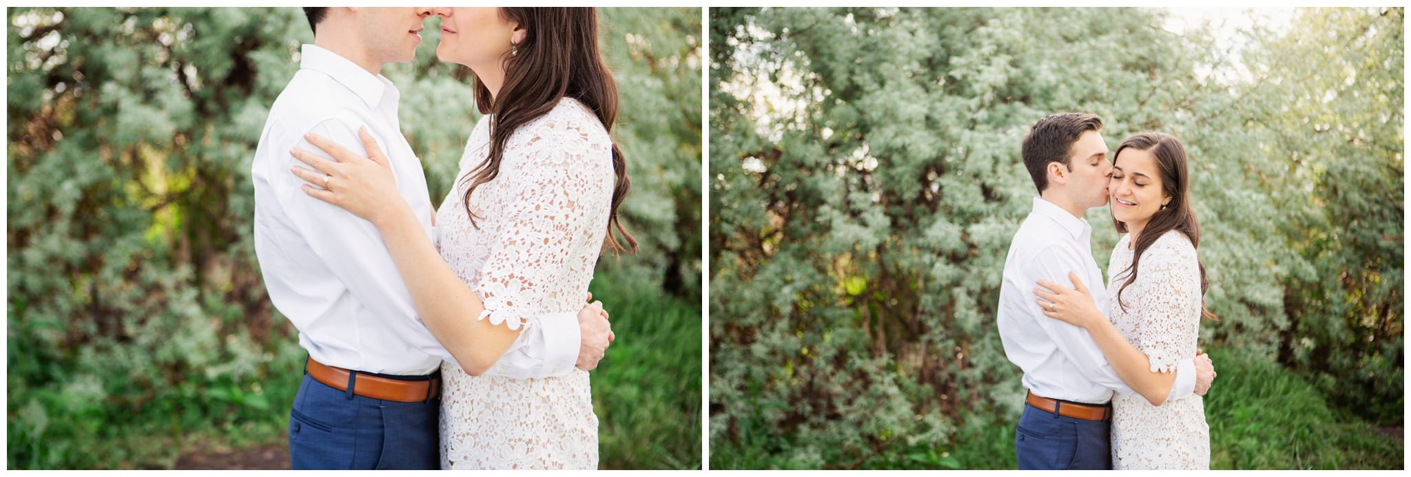 Engagement session at Tunnel Springs