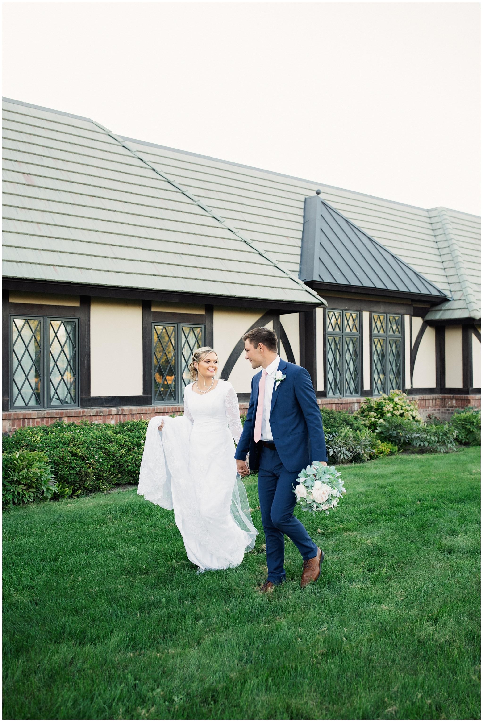Wedding at Chateau Des Fleurs