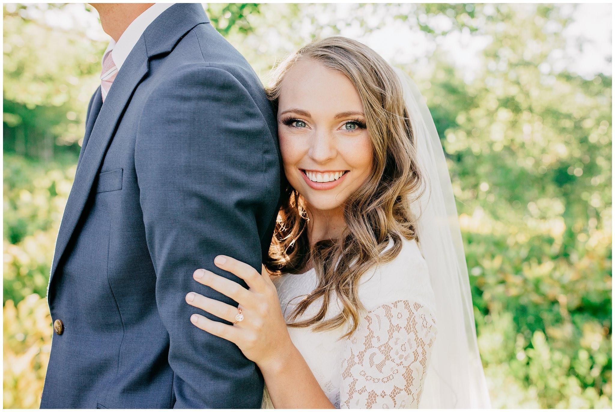 Aspen tree bridals and wedding photos