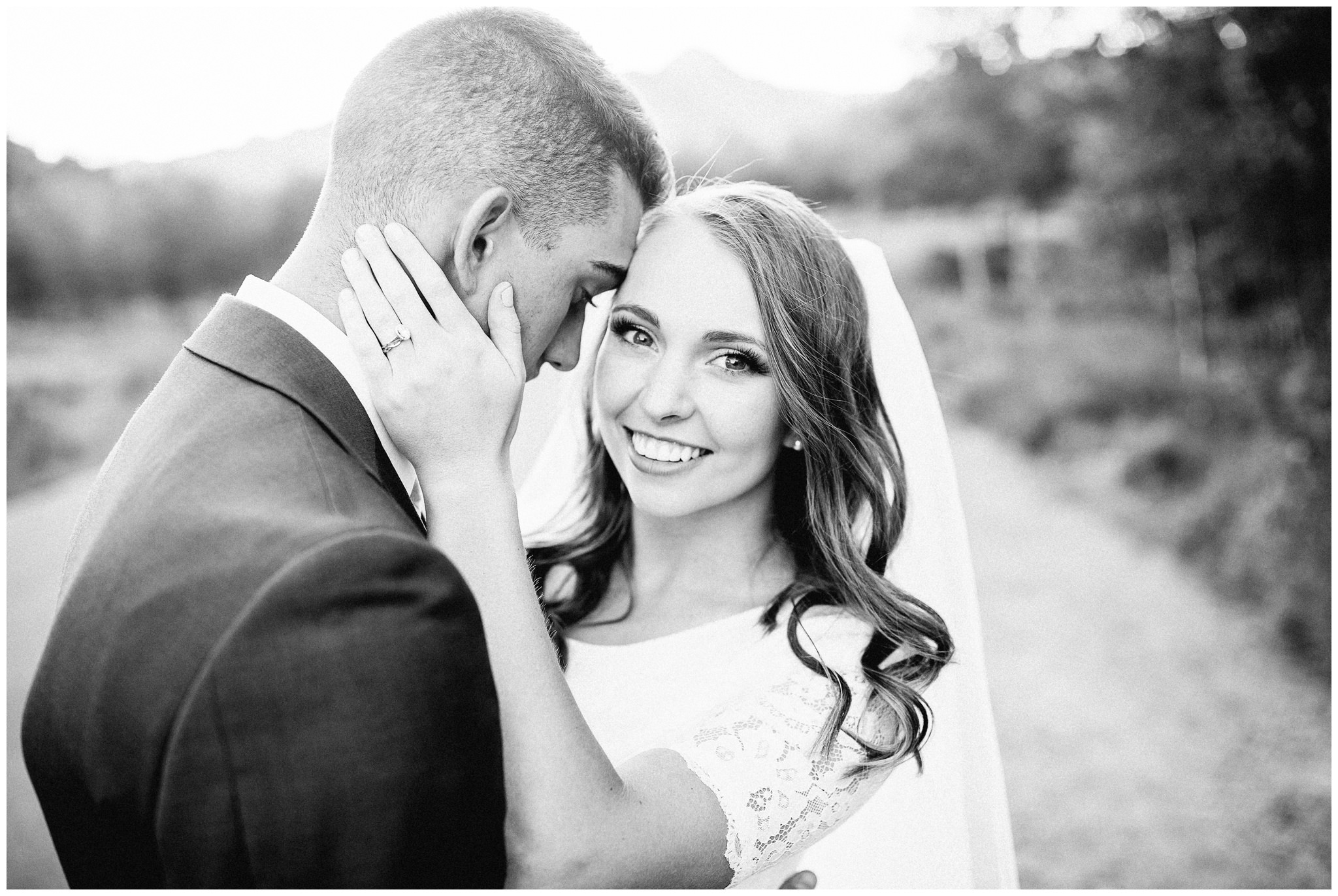Wedding pictures in Provo utah
