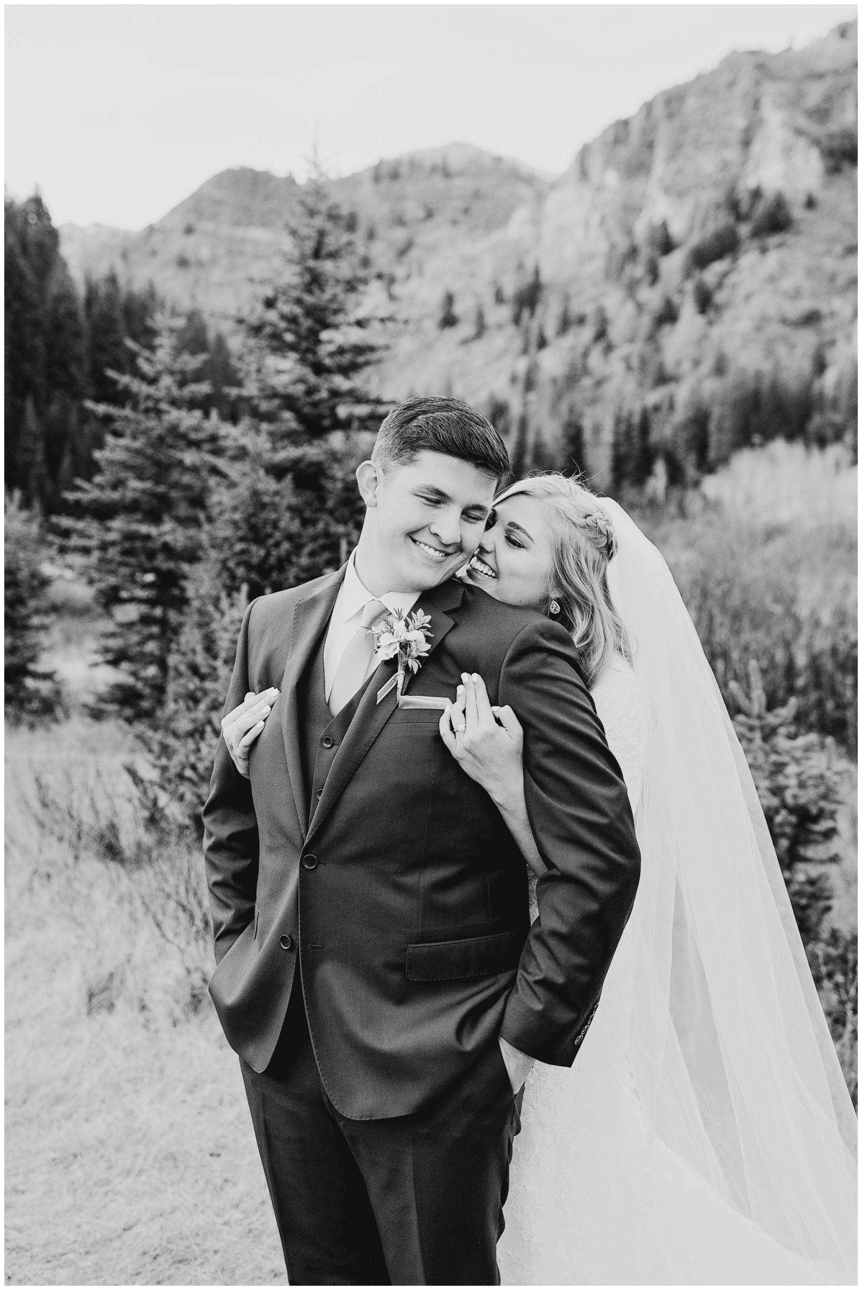 Wedding Snuggles
