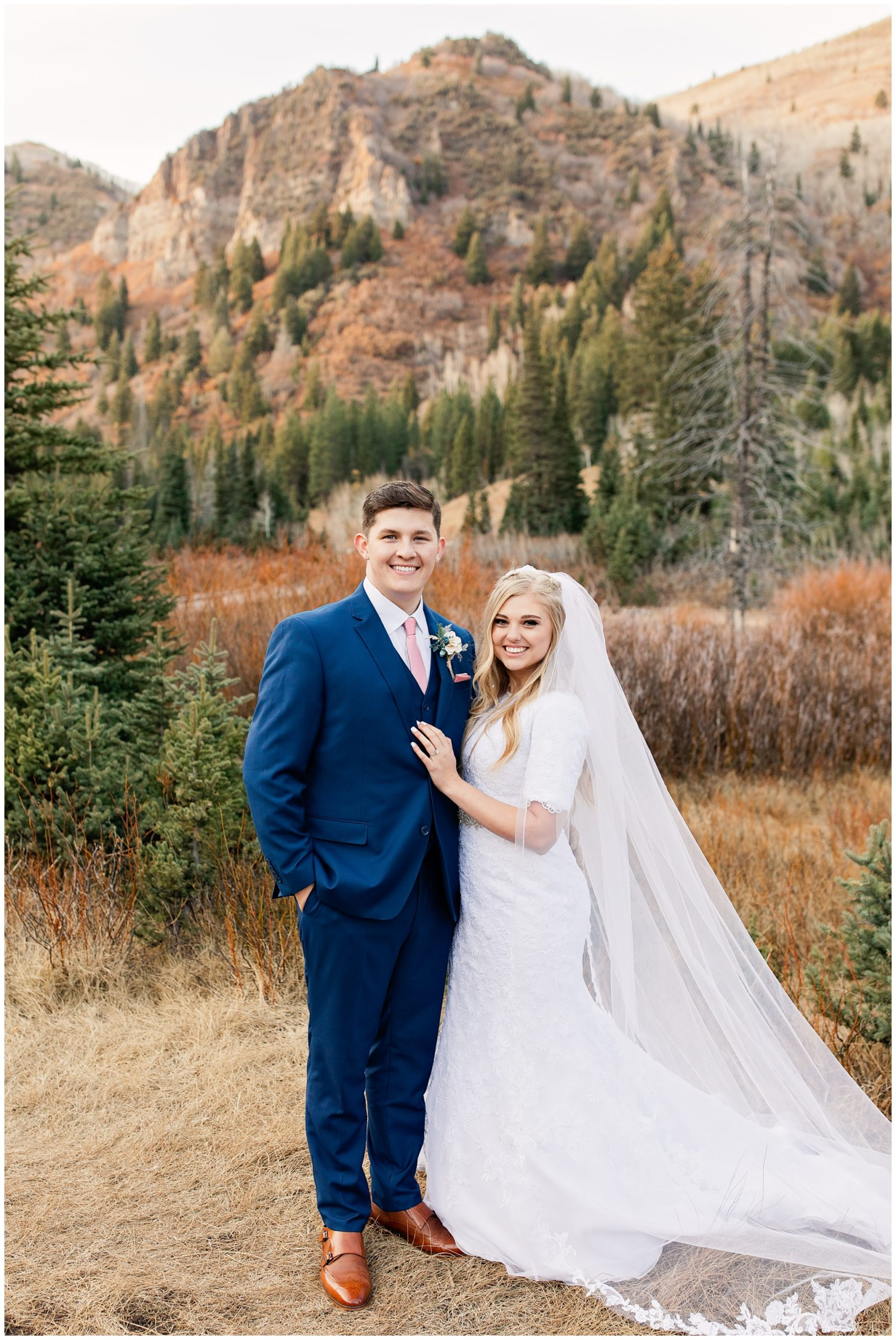 Fall bridals in Big cotton wood canyon UTAH