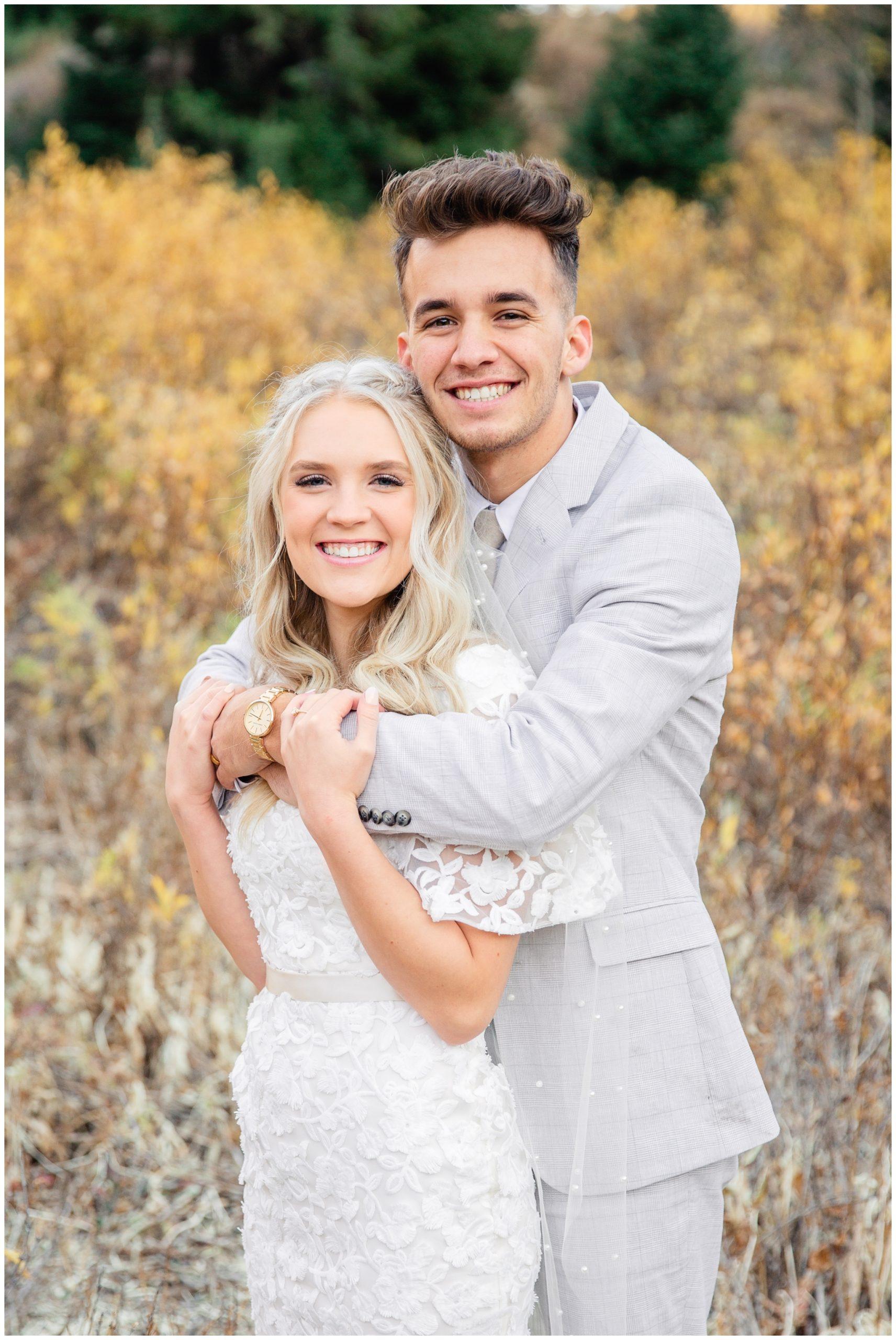 Bridals at Jordan Pines Utah