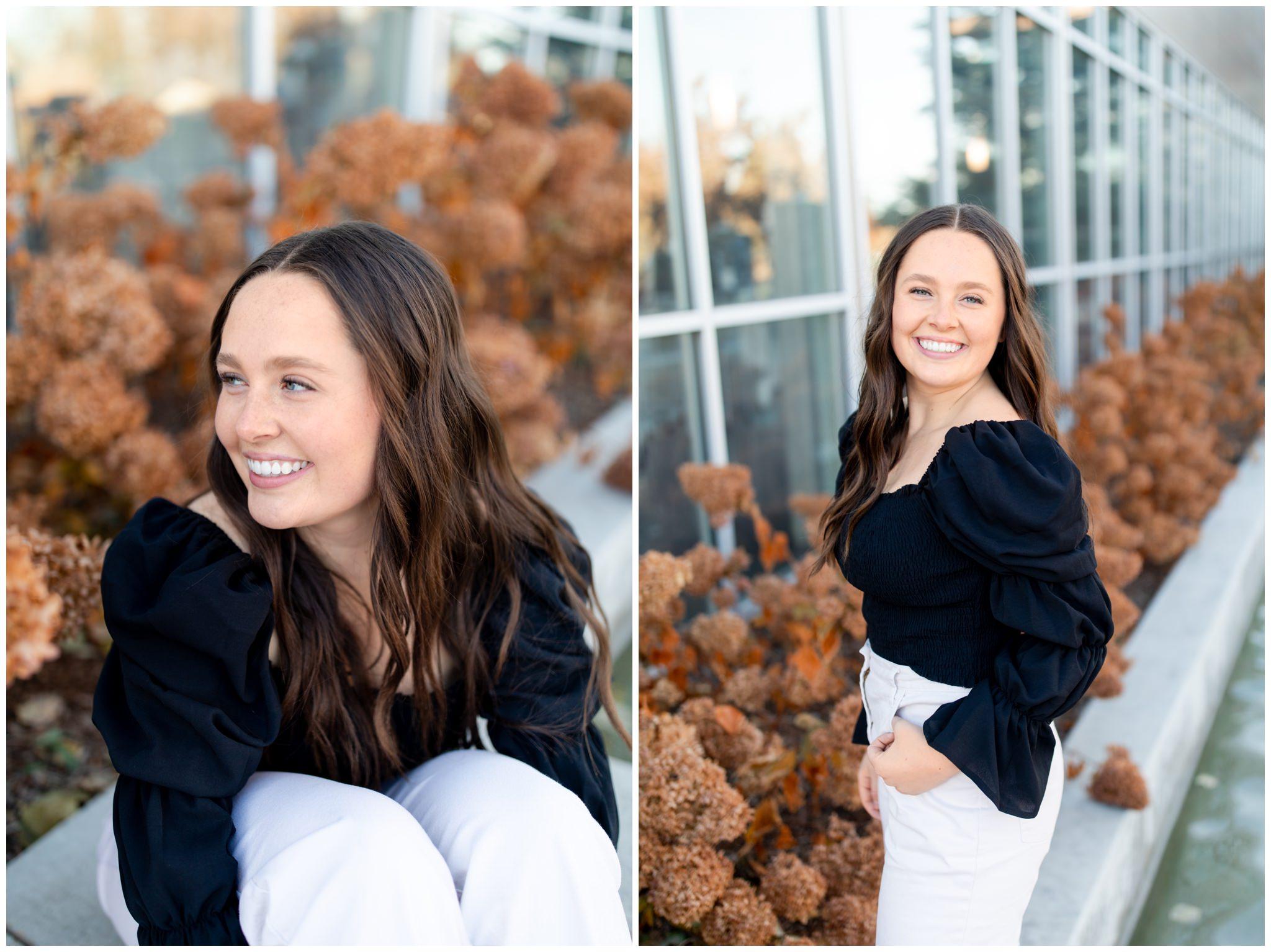Rexburg, Idaho Fall Senior pictures