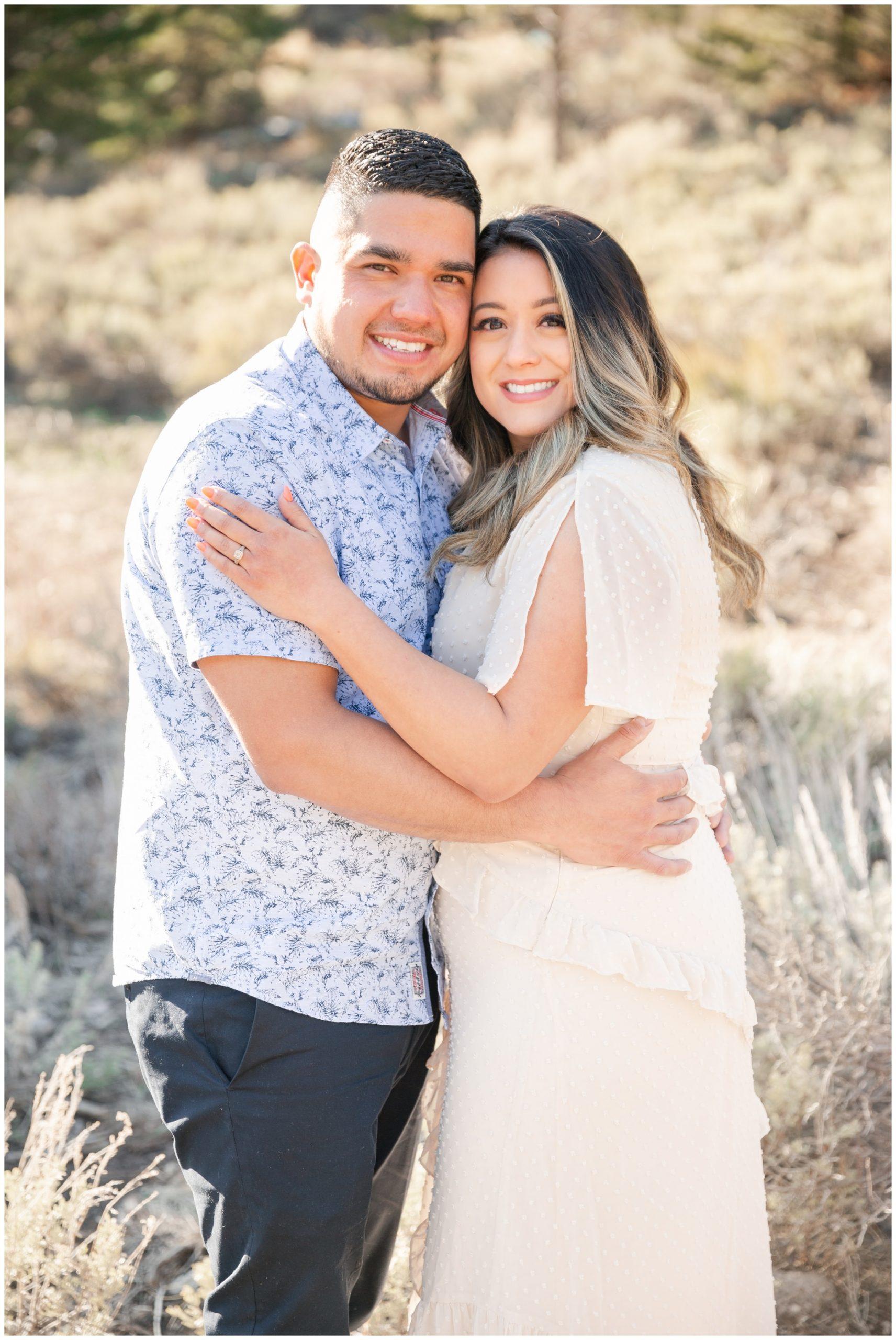 Engagement poses for utah photographers